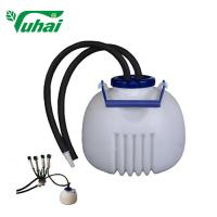 Buy cheap 8L Quarter Milker Silicone Pipe Animal Feeding Bottle 5 × 16mm Handle Diameter from wholesalers