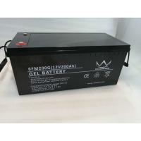 Wholesale Lightweight M8 Terminal 12V 200ah AGM Deep Cycle Gel Battery from china suppliers