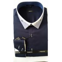 Wholesale Slim fit men's shirts S-2XL 100%cotton flannel from china suppliers