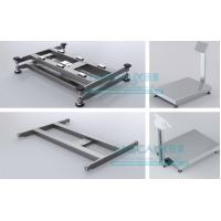 Wholesale Carbon Steel Digital Platform Weighing Scales for Industrial 150 kg - 500 kg from china suppliers