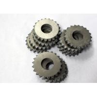 Wholesale High Wear Resistance YG11 Tungsten Carbide Parts Gear Insert For Stone Cutting from china suppliers
