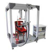 Buy cheap BS En1728 , BIFMA X5.1 Furniture Testing Machines For Chair Strength and Durability Testing from wholesalers