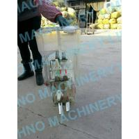 Wholesale Agriculture single row hand corn seeder,home maize fertilizer new from china suppliers