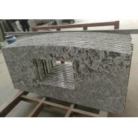 Natural Solid Granite Worktops 2.76g / Cm3 Density 247MPA Compressive Strength