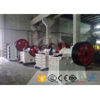 Wholesale Aggregate Stone Crushing Equipment PE-500×750 Jaw Crusher Plant 1-800 T/H from china suppliers