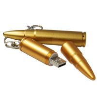 Wholesale 8GB Bullet Metal USB 2.0 from china suppliers