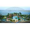 Outdoor Water Theme Park Conceptual Design