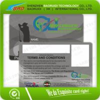Wholesale plastic rfid Discount Loyalty Card from china suppliers