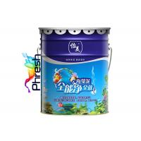 Wholesale Water Based Diatom Mud Wall Paint Release Anion Purifying Formaldehyde from china suppliers