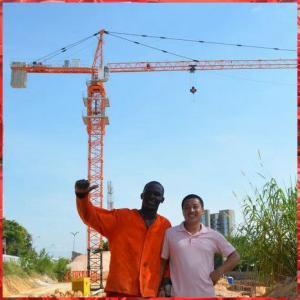 China Topkit tower crane QTZ60(5010) on sale
