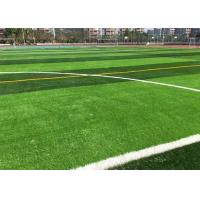 Buy cheap Great Weather Adaptability Outdoor Artificial Turf With Anti Color Fading from wholesalers