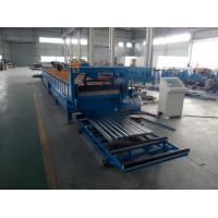 China XR11-106-1060 IBR Trapezoidal Roof Panel Roll Forming Machine Metal Profile Lines on sale