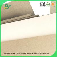 Wholesale Hot sale customerized size 250gsm 300gsm 350gsm duplex board grey back&white back from china suppliers