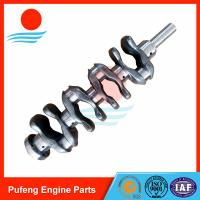 Buy cheap auto crankshaft supplier for Toyota Hilux INNOVA DYNA Hiace FORTUNER Closed Off-Road Vehicle engine model 2TR from Wholesalers