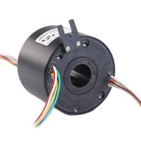 China JINPAT LPT025 Series Slip Ring With Through Bore 25.4mm In Wind Turbine Generator , Wind-Turbine Slip Ring on sale