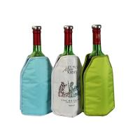 Premium quality customized logo neoprene single beer bottle cooler Wholesale price and colorful neoprene insulated wine