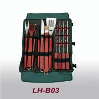China 19 PCS BBQ Set on sale