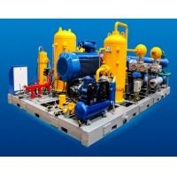 China Energy Saving CNG Gas Compressor Frequency Conversion For Daughter Station on sale