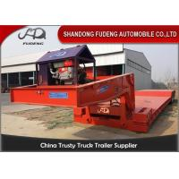 Wholesale Q345B Low Bed Semi Trailer from china suppliers