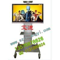 Buy cheap hot sale floor lcd mobile stand lcd CAR TV mount LCD bracket lcd lift new style from wholesalers