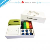 Wholesale IPad Wireless ECG Device With Ecg Accessories Banana 4.0 10 Lead Cable CE from china suppliers