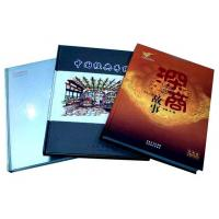 Wholesale Glossy Matt Art Paper / Fabric Hardcover Book Printing With Letterpress / Gravure / Flexographic from china suppliers