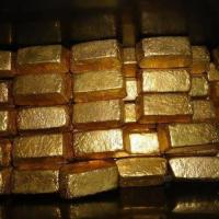 China AU Gold bars , Gold Nuggets and Gold dore Bars and Rough Natural Rough Diamonds. Purity : 98.17 % pure. on sale