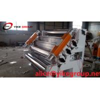 China Electric Single Facer Machine For Corrugated Carton Paper Board Production Line on sale