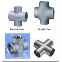 Quality Carbon Steel ASTM A860 WPHY60 CROSS for sale