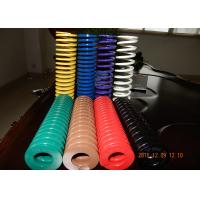 Buy cheap red Look beautiful  Stiffness  mold spring for telecommunication , High precision from Wholesalers