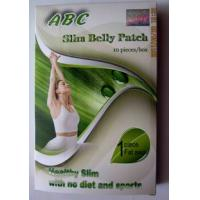 Wholesale ABC slimming belly patch,100% herb ,factory price from china suppliers