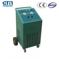 China Rapid Speed Freon Gas Recovery Machine for Screw Units Refrigerant Recovery on sale