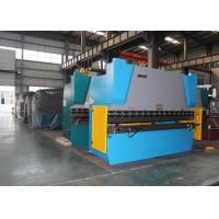 Y X Axis Crowning CNC Control 100 Ton Press Brake Plegadora Hydraulic Press Bender