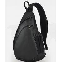 Single shoulder bag, 600D polyester fabric face with PU coating and PU fabric,