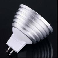 Wholesale 3W RGB MR16 DC12V 16 color remote control led spotlight from china suppliers