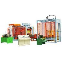 Wholesale Fully Automatic Concrete Block Making Machine (QT8-15) from china suppliers
