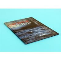 Wholesale 210mm x 297mm Perfect Bound Book Printing Size Bind By Automatic Binder With Book Mark from china suppliers