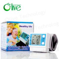 Wholesale 2015 the beset selling cheap one wrist style blood pressure monitor from china suppliers