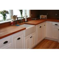 Buy cheap UK style modified acrylic artificial stone solid surface kitchen top from Wholesalers