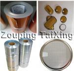 8011 O lacquer aluminium foil for milk powder can lids