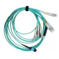 Wholesale OPTOSTAR Fiber Optic Cable with MPO Fiber Cable 24 Core LC MPO from china suppliers