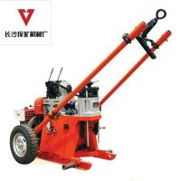 China Portable Small Deep Water Well Drilling Rigs / Mobile Drilling Rig on sale