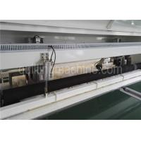 Quality High Performance Horizontal Fabric Roll Cutting Machine  Industrial Fabric Die Cutter for sale