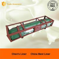 Quality White Metal Casting Cr18 Car Block Hopper Liner Hardness More than HRC58 for sale