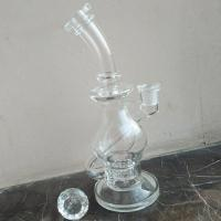 Borosilicate 3.3 Glass Bong Reasonable Price Glass Water Pipe For Smoking