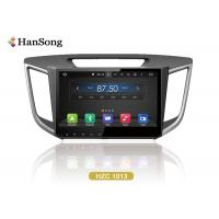 Wholesale Hyundai IX35 2016 Auto Dvd Player Capacitive Screen Quad Core DSP , Android Car Stero from china suppliers