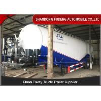 Wholesale BOHAI Air Compressor Bulk Cement Transport 70 Ton Or Bigger Tank Trailer Payload from china suppliers