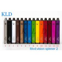 China Ladies Vision Spinner II Variable Voltage E Cig Battery 1600mah eGo 510 Thread on sale
