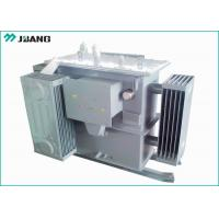 Ground mounted DZN 200kva oil immersed power transformer with cable box