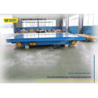 Quality Automated Battery Rail Transfer Trolley Carriage Large Load Capacity High for sale